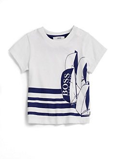 Hugo Boss - Toddler's Sailboat Tee
