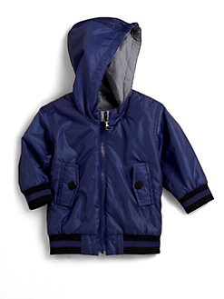 Hugo Boss - Toddler's Reversible Jacket