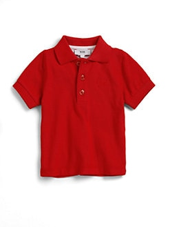Hugo Boss - Toddler's Solid Pique Polo