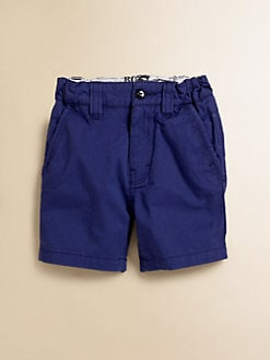 Hugo Boss - Toddler's Stretch Twill Bermuda Shorts