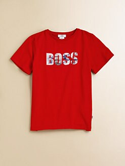 Hugo Boss - Little Boy's Logo Tee