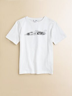 Hugo Boss - Little Boy's Forumula One Tee