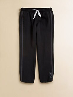 Hugo Boss - Little Boy's Fleece Jog Pants