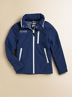 Hugo Boss - Little Boy's Hooded Windbreaker