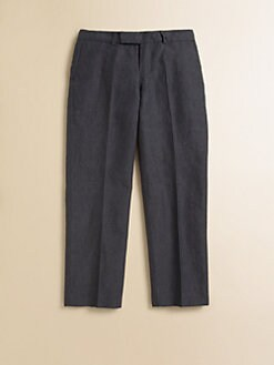 Hugo Boss - Little Boy's Linen-Blend Suit Pants