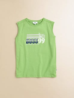 Hugo Boss - Little Boy's Sailing Muscle Tee