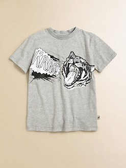Stella McCartney Kids - Toddler's & Little Boy's Arlo Tiger Tee