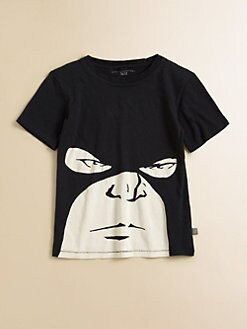 Stella McCartney Kids - Toddler's & Little Boy's Jimmie Mask Tee
