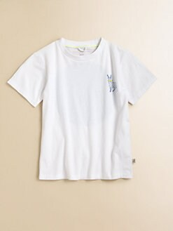 Stella McCartney Kids - Toddler's & Little Boy's Lawson Logo Tee