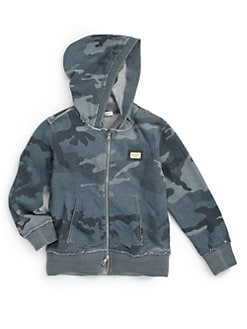 Dolce & Gabbana - Toddler's & Little Boy's Camo Hoodie