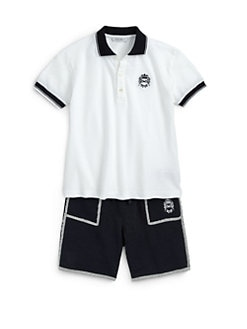 Dolce & Gabbana - Toddler's & Little Boy's Polo Shirt