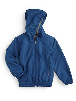 Dolce & Gabbana - Toddler's & Little Boy's K-Way Hooded Jacket
