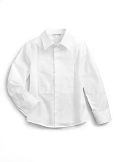 Dolce & Gabbana - Toddler's & Little Boy's Button-Front Shirt