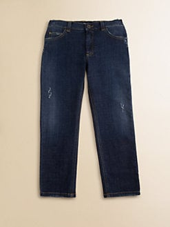 Dolce & Gabbana - Toddler's & Little Boy's Straight-Leg Jeans