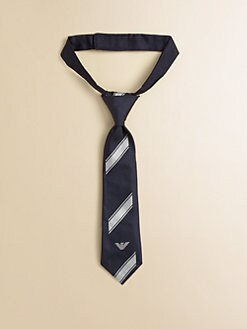 Armani Junior - Toddler's & Little Boy's Silk Tie