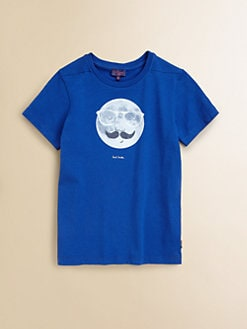 Paul Smith - Toddler's & Little Boy's Glow-in-the-Dark Moon T-Shirt