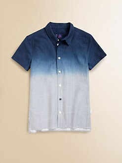 Paul Smith - Toddler's & Little Boy's Ombre Striped Shirt