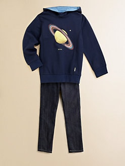 Paul Smith - Toddler's & Little Boy's Saturn Hoodie