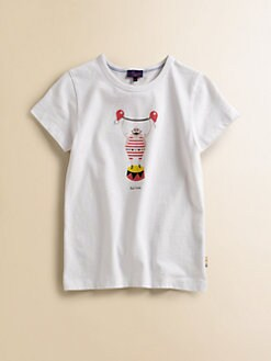 Paul Smith - Toddler's & Little Boy's Strongman T-Shirt