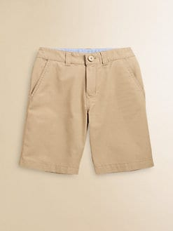 Lacoste - Toddler's & Little Boy's Gabardine Bermuda Shorts