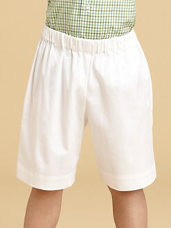 Oscar de la Renta - Toddler's Pull-On Shorts
