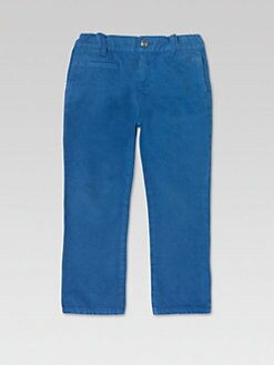 Gucci - Little Boy's Gabardine Pants