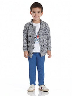 Gucci - Little Boy's Oltremare Jacket