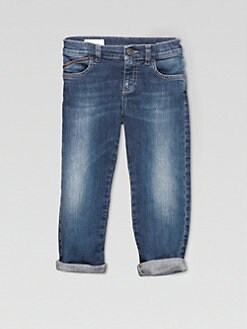 Gucci - Little Boy's Stretch Jeans