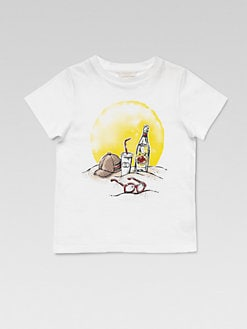 Gucci - Little Boy's Gucci Juice Tee