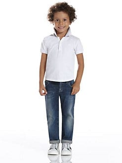 Gucci - Little Boy's Polo Shirt