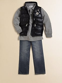 Moncler - Toddler's & Little Boy's Down Vest