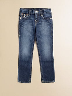 True Religion - Toddler's & Little Boy's Jack Jeans