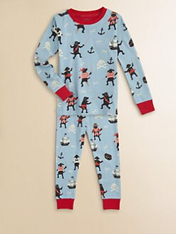 Hatley - Toddler's & Little Boy's Pirate Dogs Pajama Set