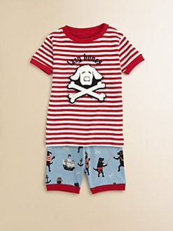 Hatley - Toddler's & Little Boy's Pirate Dog Pajama Set