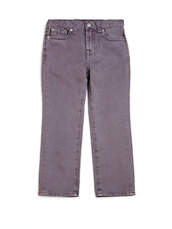 7 For All Mankind - Toddler & Little Boy's Standard Jeans