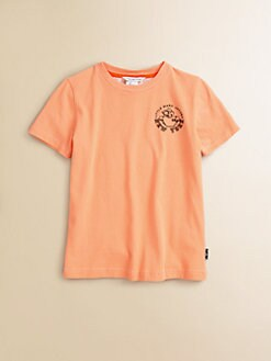Little Marc Jacobs - Toddler's & Little Boy's Jersey Logo Tee