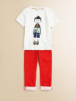 Little Marc Jacobs - Toddler's & Little Boy's Graphic Tee