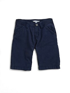 Little Marc Jacobs - Toddler's & Little Boy's Twill Bermuda Shorts