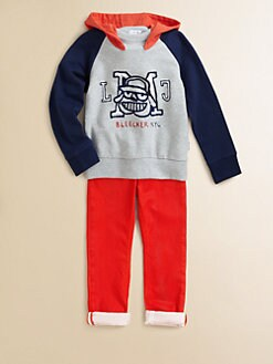 Little Marc Jacobs - Toddler's & Little Boy's Fleece Hoodie