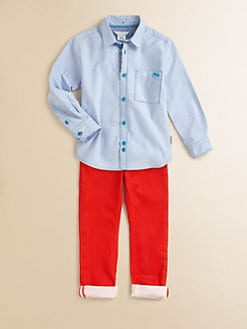 Little Marc Jacobs - Toddler's & Little Boy's Oxford Shirt