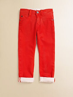 Little Marc Jacobs - Toddler's & Little Boy's Slim Fitting Pants