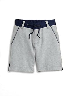 Little Marc Jacobs - Toddler's & Little Boy's Fleece Shorts