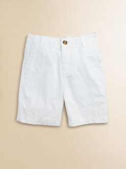 Wes & Willy - Toddler's & Little Boy's Chino Shorts