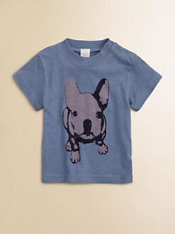 Egg Baby - Toddler's & Little Boy's Bulldog Tee