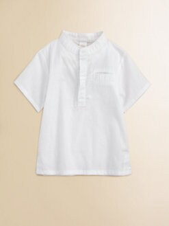 Egg Baby - Toddler's & Little Boy's Woven Tunic