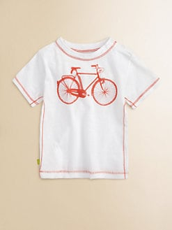 Egg Baby - Toddler's & Little Boy's Bicycle Tee