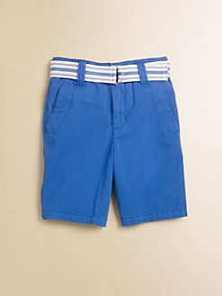 Hartstrings - Toddler's & Little Boy's Twill Shorts
