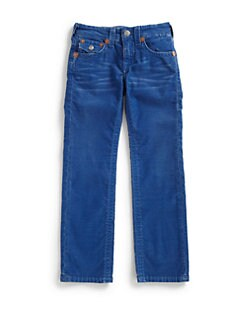 True Religion - Toddler's & Little Boy's Jack Corduroy Pants