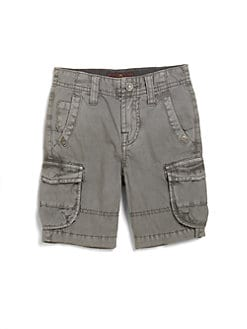 7 For All Mankind - Toddler's & Little Boy's Cargo Shorts