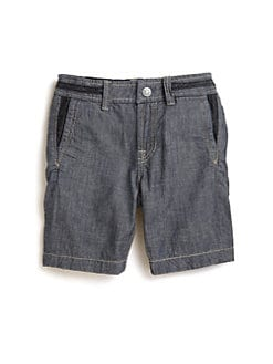 7 For All Mankind - Toddler's & Little Boy's Denim Shorts